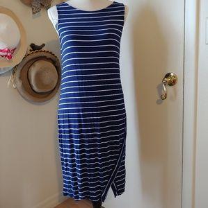 Kensie Stripe Dress M